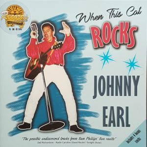 Johnny Earl When This Cat Rock CD