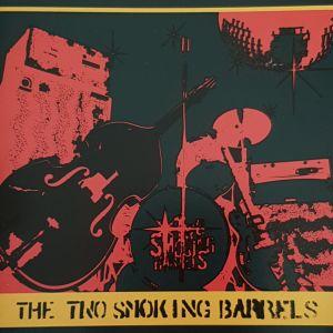 Two Smoking Barrels CD Japanese Psychobilly Punkabilly