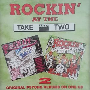 Rockin' At The Take Two volume 1 volume 2 CD at Raucous Records