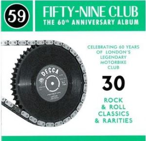59 Club 60th Anniversary Collection CD