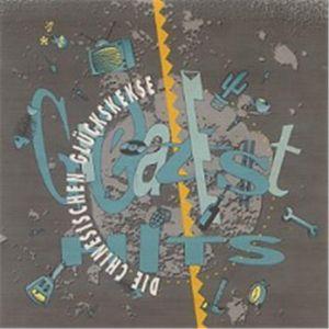 Die Chinesishen Gluckskekse Greatest Hits CD Rockabilly Psychobilly