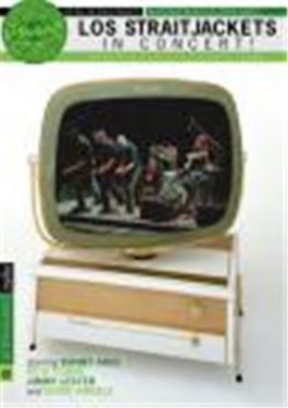 Los Straitjackets In Concert DVD