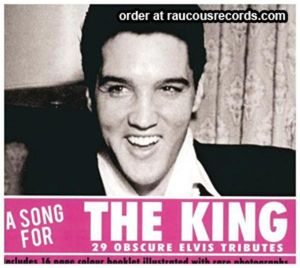 Various Artists A Song For The King CD 823564615929