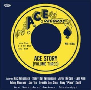 Ace Records Story Volume 3 CD 029667053129