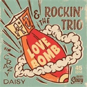 "Love Bomb 7"" single (vinyl)"