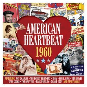 American Heartbeat 1960 2CD 5060255182154