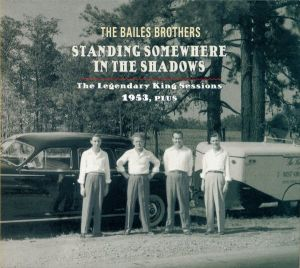 Standing Somewhere In The Shadows 1953 Plus CD