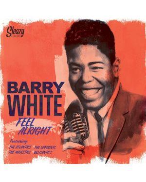 Barry White Feel Alright vinyl lp