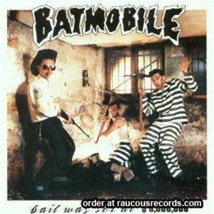 Batmobile Bail Is Set At $6,000,000 CD