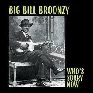 Big Bill Broonzy Who's Sorry Now vinyl lp at Raucous Records