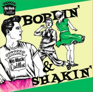 Boppin' & Shakin' CD