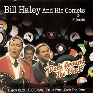 Bill Haley and His Comets and Friends Rock Around the Clock 3CD 8717423051848 KBOX3561