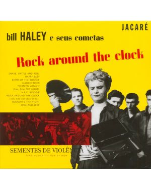 "Rock Around The Clock 10"" LP (vinyl)"