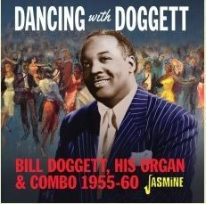 Bill Doggett Dancing with Doggett CD