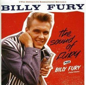 Sound of Fury + Billy Fury CD