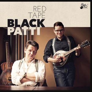 Black Patti Red Tape vinyl lp 4260072722330