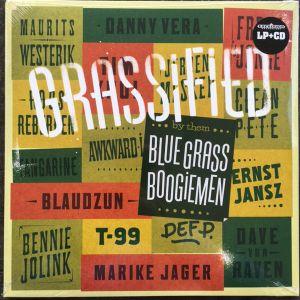 Blue Grass Boogiemen Grassified vinyl lp CD 8714374964494