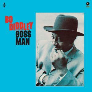 Boss Man LP (vinyl)
