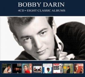 Bobby Darin 8 Classic Albums 4CD set original recordings at Raucous Records