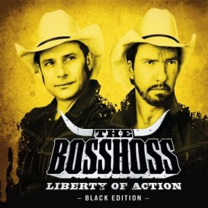 BossHoss Liberty Of Action Black Edition CD 060253716724