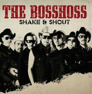 Bosshoss Shake and Shout CD 5038622118426