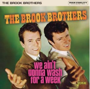 Brook Brothers We Ain't Gonna Wash For A Week CD