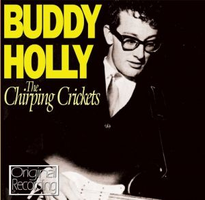 Buddy Holly The Chirping Crickets CD 5050457069124
