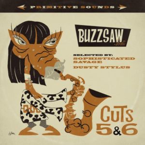 Buzzsaw Joint Cuts Volume 3 and 4 CD