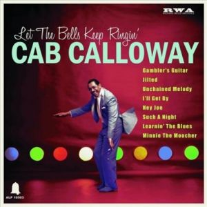 Cab Calloway Let The Bells Keep Ringin' 10 inch vinyl lp ALP10503