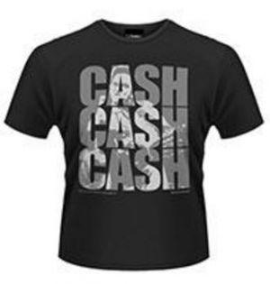 Johnny Cash Cash Cash t-shirt