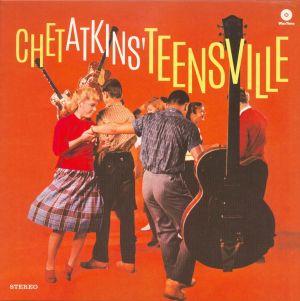Chet Atkins Chet Atkins Teensville vinyl Lp 8436559463508