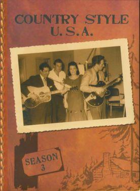 Country Style USA Season 3 DVD