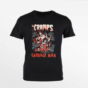 Cramps Garbage Man T-Shirt
