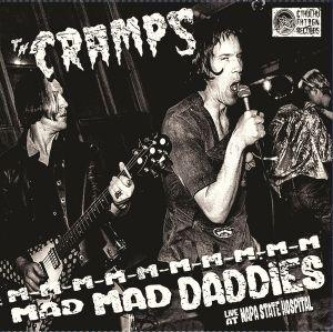 M-M-M-Mad Mad Daddies LP (vinyl)