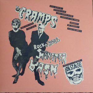 Rock 'n' Roll Monster Bash LP (vinyl)