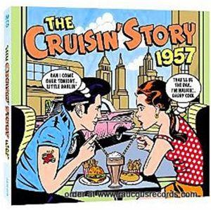 Cruisin' Story 1957 2CD 5060255181355