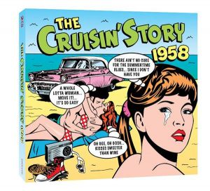 Cruisin' Story 1958 2CD 5060255181331