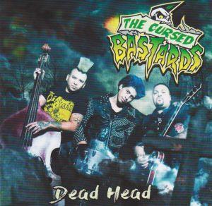 Cursed Bastards Dead Head Vinyl LP 4250019904264