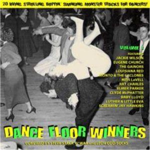 Dancefloor Winners Volume 1 CD