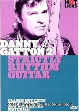 Strictly Rhythm Guitar DVD (instructional)