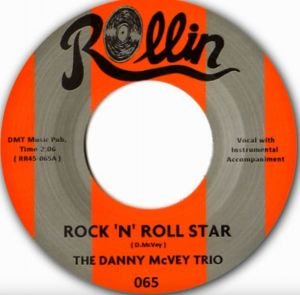 "Rock 'n' Roll Star 7"" single (vinyl)"