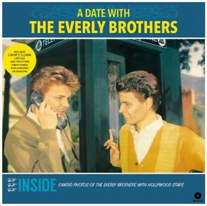 Date With The Everly Brothers 180 gram LP vinyl gatefold sleeve 8436542019309
