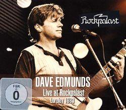 Dave Edmunds Live At Rockpalast DVD + CD