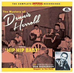 "The Mystery of Dennis Herrold 10"" LP (vinyl + CD)"