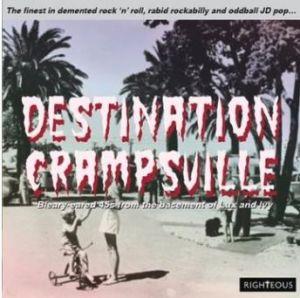 Destination Crampsville 2CD