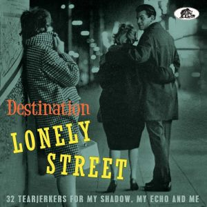 Destination Lonely Street CD BCD17574 5397102175749