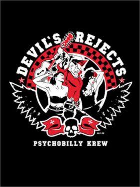 Devil's Rejects Psychobilly Krew Poster