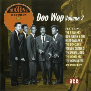 Dootone Doo Wop volume 2 CD at Raucous Records