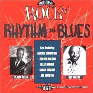 Dootone Rock 'n' Rhythm 'n' Blues CD CDCHD839
