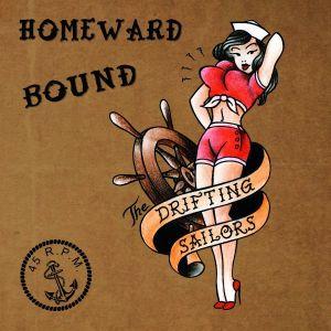 Drifting Sailors Homeward Bound 7 inch vinyl ep RFEP102